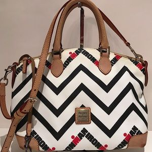 Dooney & Bourke official Ironman bag. Used.